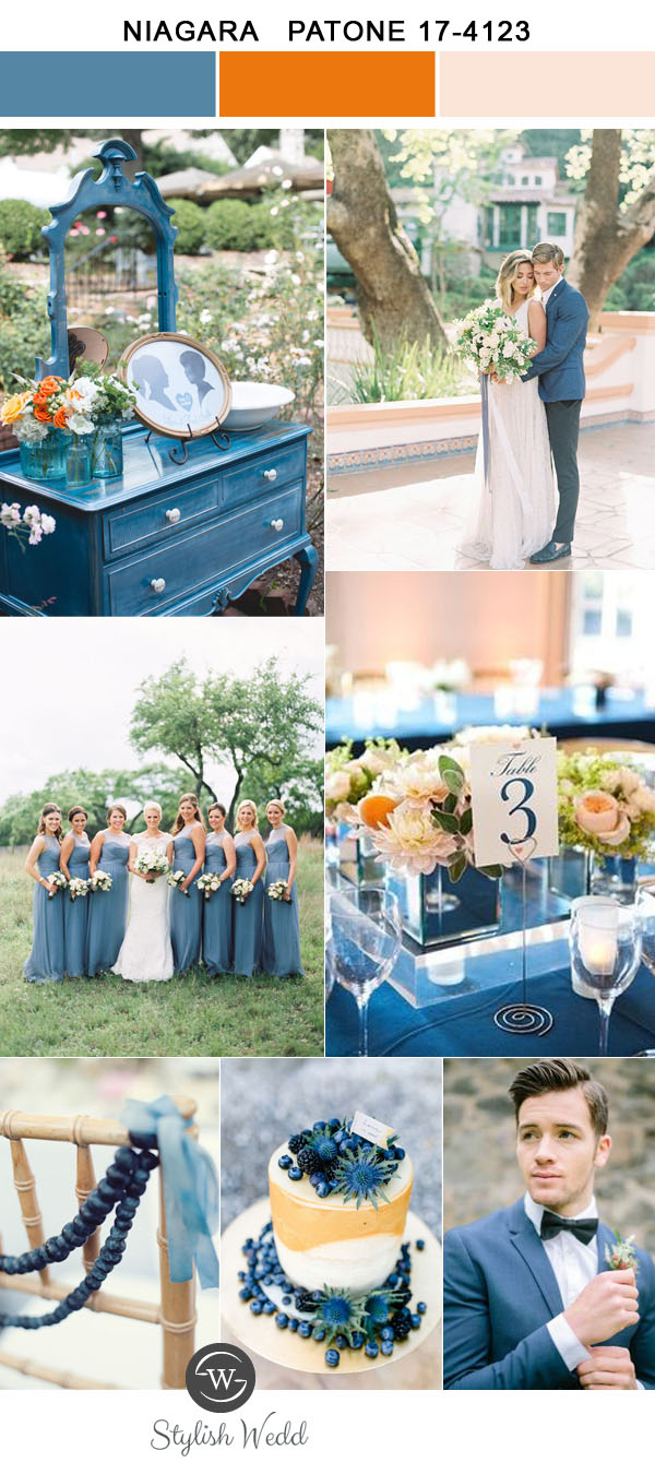 Top 10 Wedding Colors For Spring 2017 Inspired By Pantone