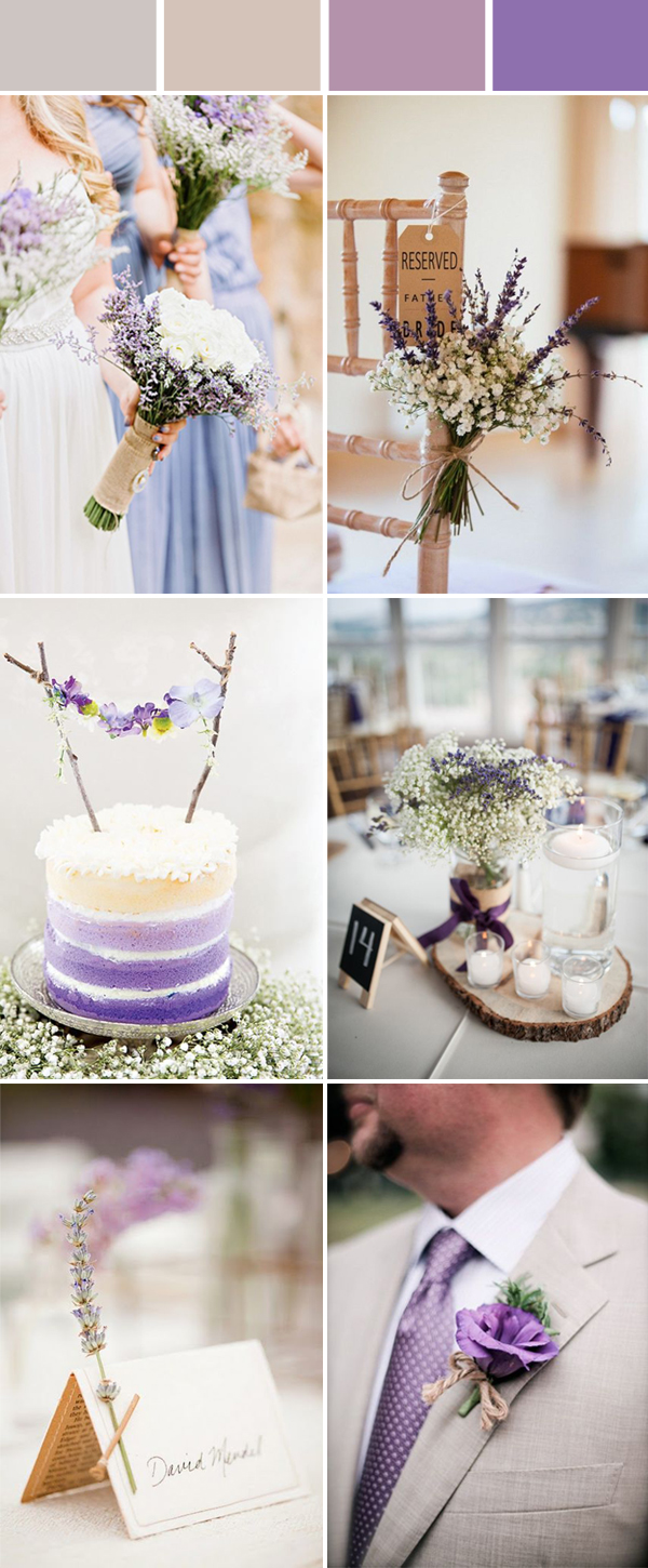 wedding decorations colors top 10 and chic rustic wedding color ideas 9095