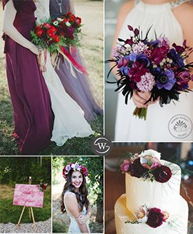 romantic-burgundy-and-lavender-wedding-color-inspirations