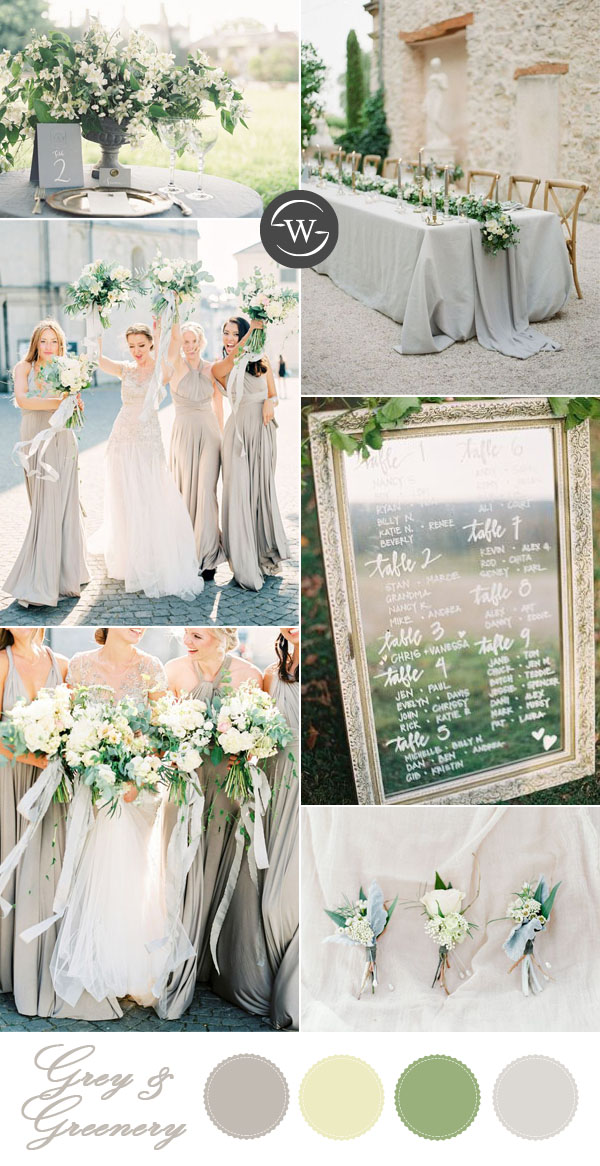 Romantic Garden Wedding By Peaches & Mint