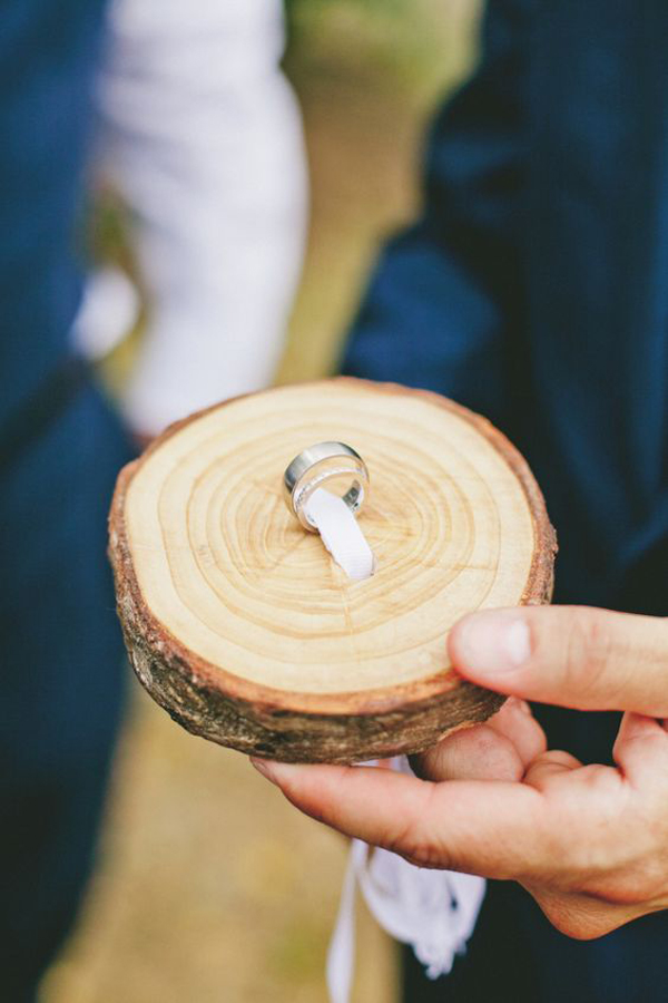 2017 wedding ring pillow ideas you can't miss