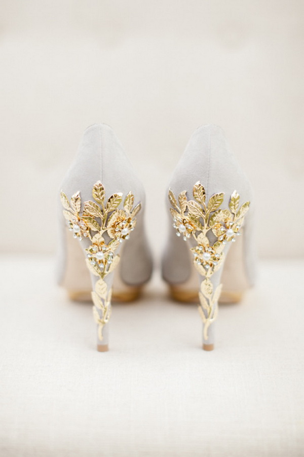 gorgeous-grey-and-gold-bride-shoes-with-high-heels
