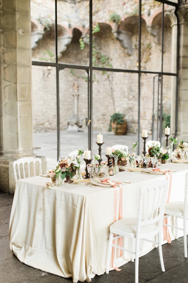 ivory-and-pink-wedding-reception-table-decoration