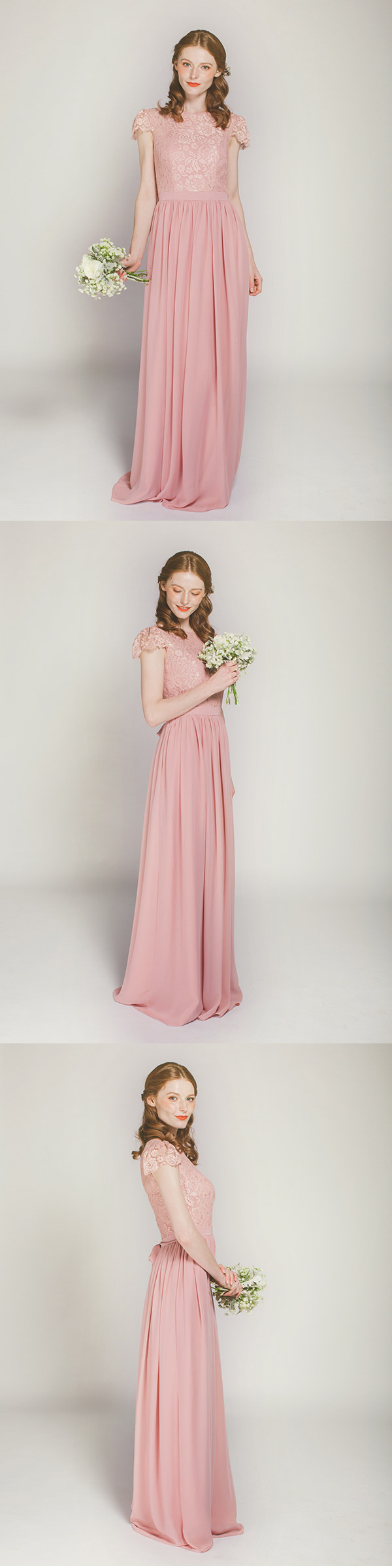 elegant-dusty-rose-lace-and-chiffon-bridesmaid-dress-in-long-length-with-cap-sleeves