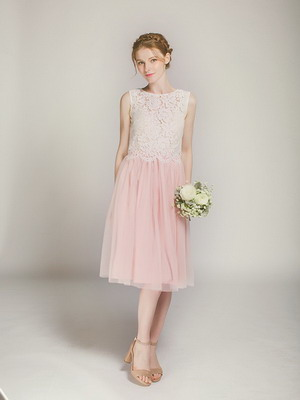 tulle-blush-pink-bridesmaid-dress-in-short-length-swbd042