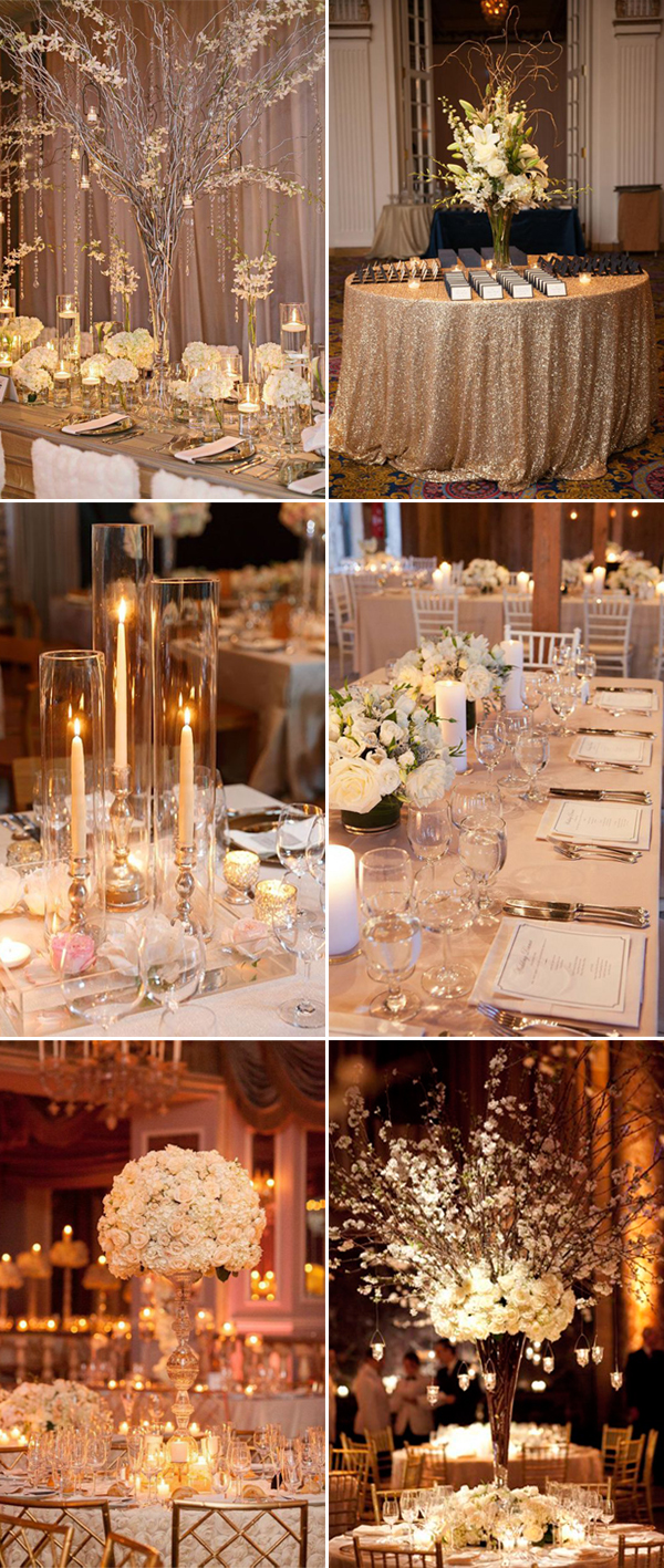 elegant wedding decorations stylish wedd wedding ideas amp etiquette every 3863