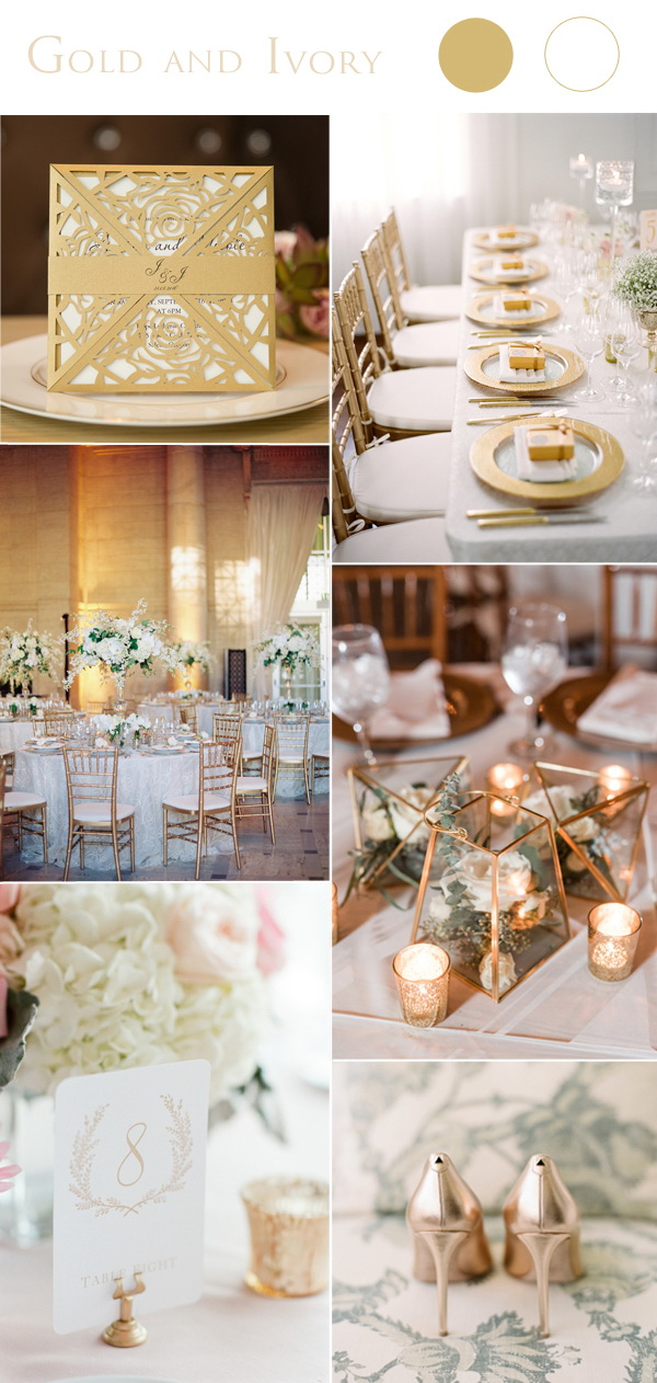 2017-gold-and-ivory-wedding-color-trends