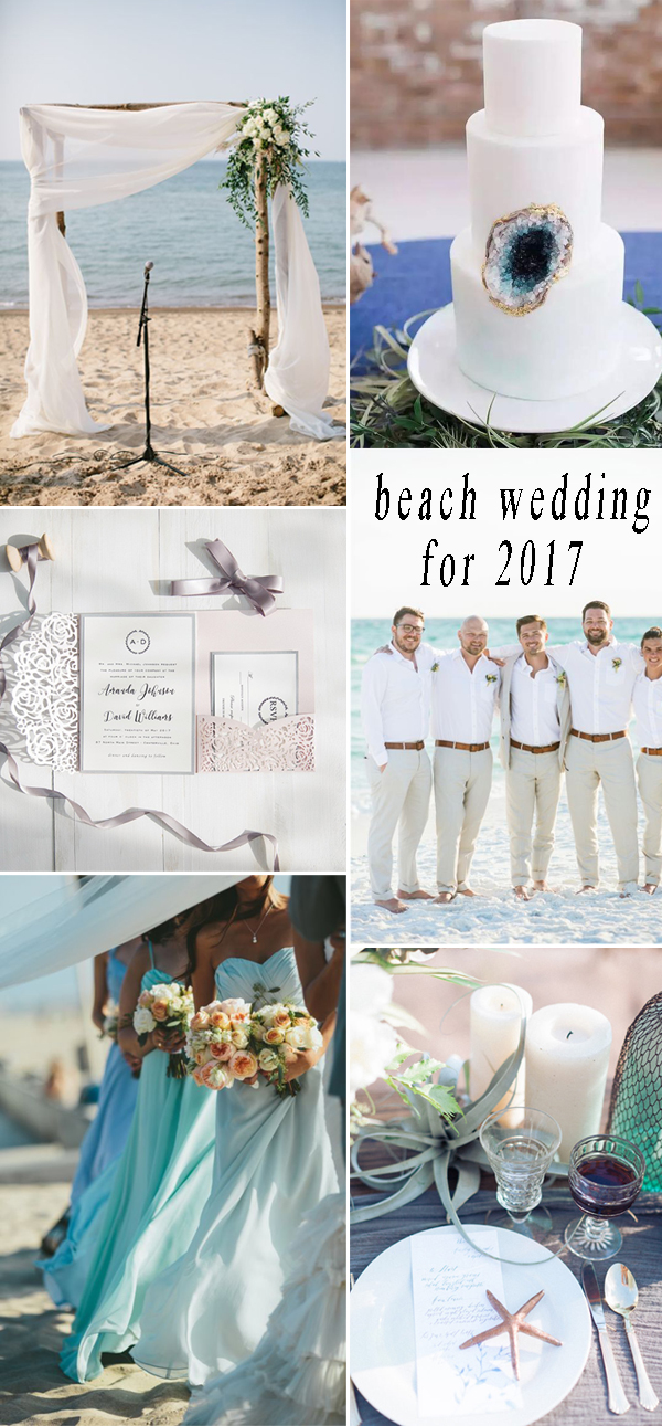 wedding ideas summer 2017 top 7 wedding themes trends for 2017 stylish wedd 28314