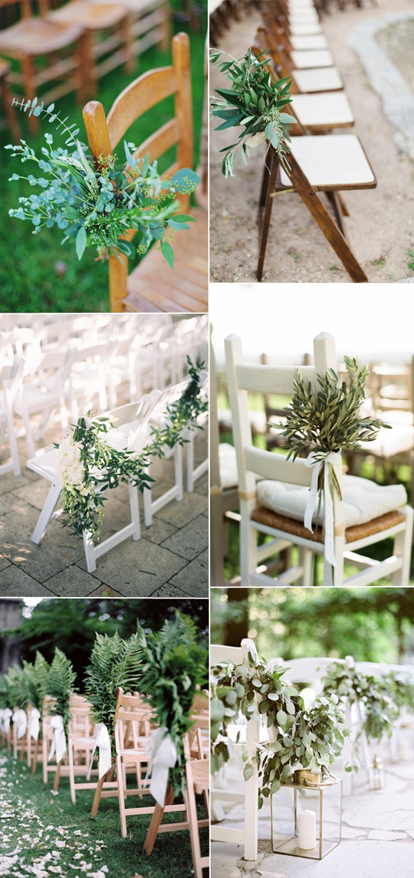 greenery-wedding-aisle-chair-arrangements-and-decor-ideas