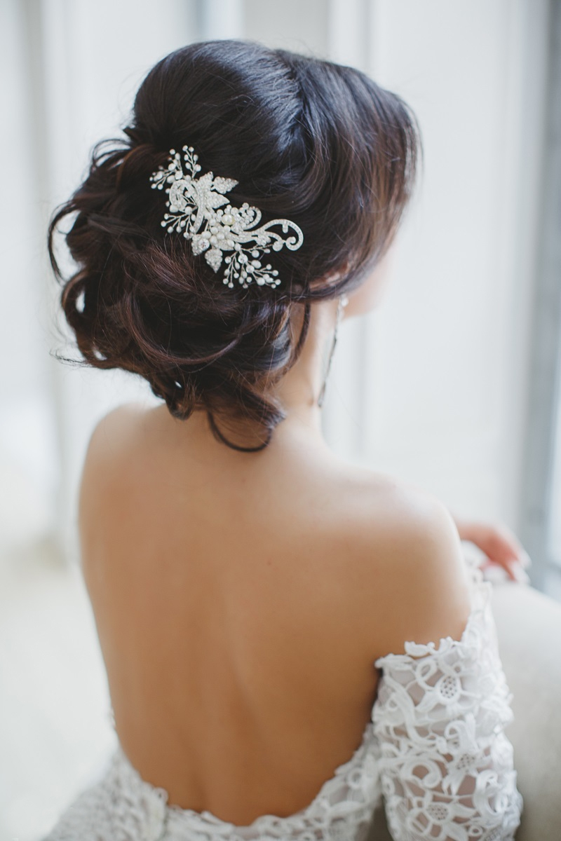 bridal hairstyles – stylish wedd blog