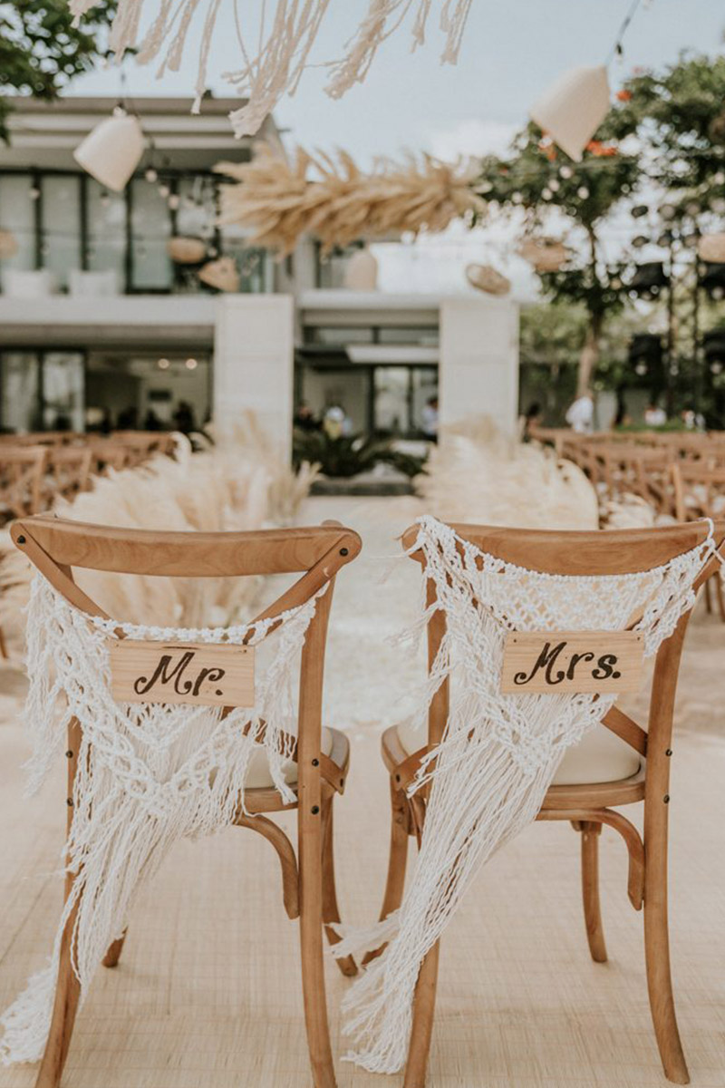 rustic ivory wedding ideas for you day