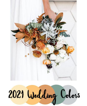 2021 Wedding Color Trends With Matched Invitations Worthy To See Stylish Wedd Blog